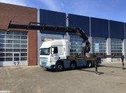 LKW tip DAF FAD 85 CF460 8x4 Fassi 150 ton/meter laadkraan, Gebrauchtmaschine in ANDELST