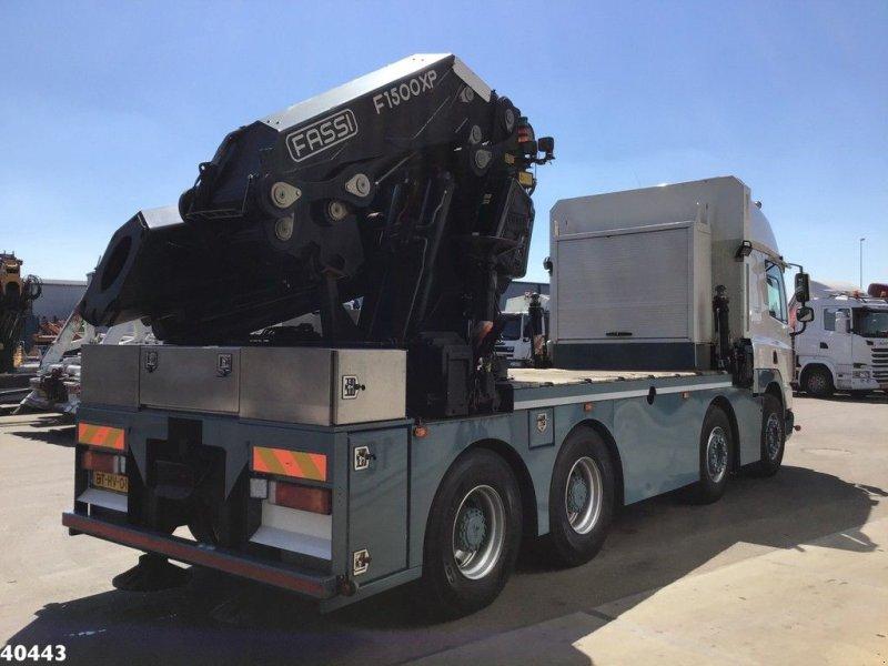LKW tip DAF FAD 85 CF460 8x4 Fassi 150 ton/meter laadkraan, Gebrauchtmaschine in ANDELST (Poză 5)