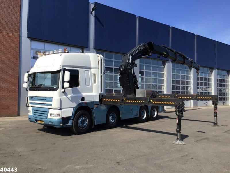 LKW tip DAF FAD 85 CF460 8x4 Fassi 150 ton/meter laadkraan, Gebrauchtmaschine in ANDELST (Poză 2)