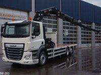 DAF FAN СF 480 Hiab 37 t/m laadkraan Fabrieksnieuw Kamion