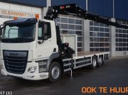 LKW des Typs DAF FAN СF 480 Hiab 37 t/m laadkraan Fabrieksnieuw, Gebrauchtmaschine in ANDELST