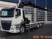 DAF FAN СF 480 Hiab 37 t/m laadkraan Fabrieksnieuw Camion de carga