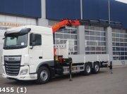 DAF FAN XF 480 6x2 Fabrieksnieuw Palfinger 27 ton/meter laadkraan Φορτηγό