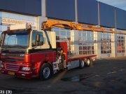 DAF FAS 85 CF 380 Hiab 28 ton/meter laadkraan kamionok