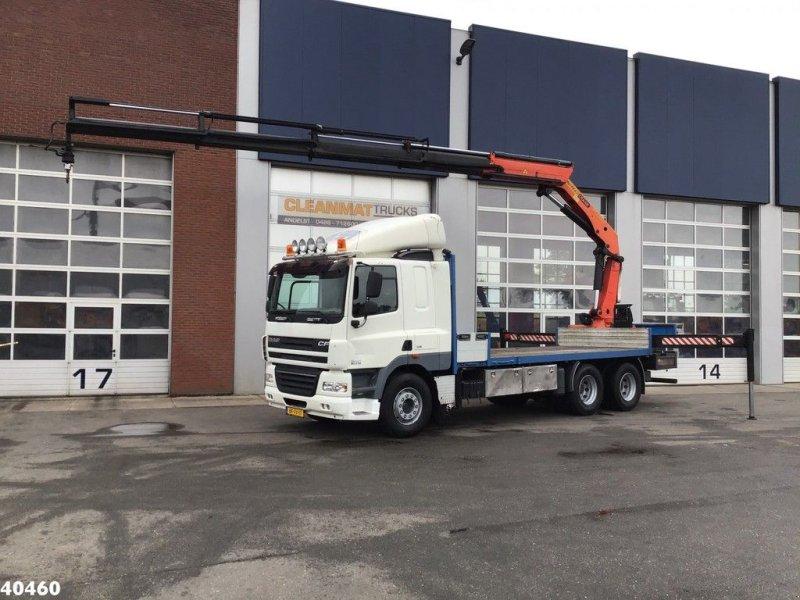 LKW typu DAF FAS 85 CF 410 Euro 5 Palfinger 23 ton/meter laadkraan, Gebrauchtmaschine w ANDELST (Zdjęcie 1)
