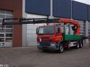 DAF FAT 85 CF 430 6x4 Palfinger 52 ton/meter laadkraan Φορτηγό