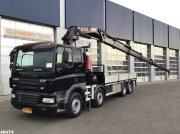 LKW типа DAF FAX 85 CF 410 Hiab 42 ton/meter laadkraan, Gebrauchtmaschine в ANDELST
