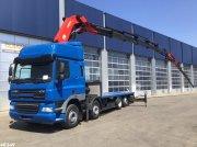 LKW типа DAF FAX 85 CF 430 PM 68 ton/meter laadkraan + JIB, Gebrauchtmaschine в ANDELST