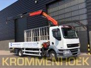 DAF LF 55-250   Glas transport   Palfinger kamionok