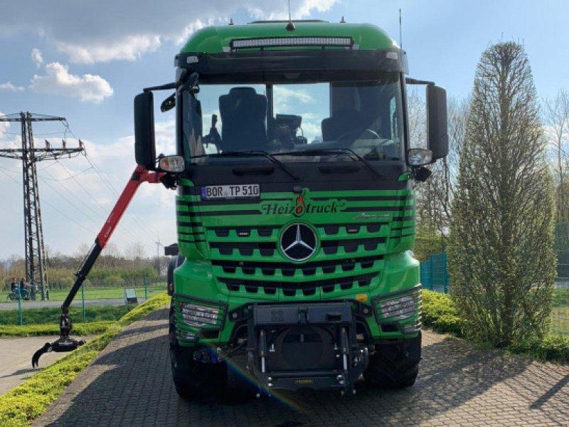 LKW des Typs Heizotruck/Heizomat/Heizohack/Agrar und Forst LKW V1, Gebrauchtmaschine in Stadtlohn (Bild 2)