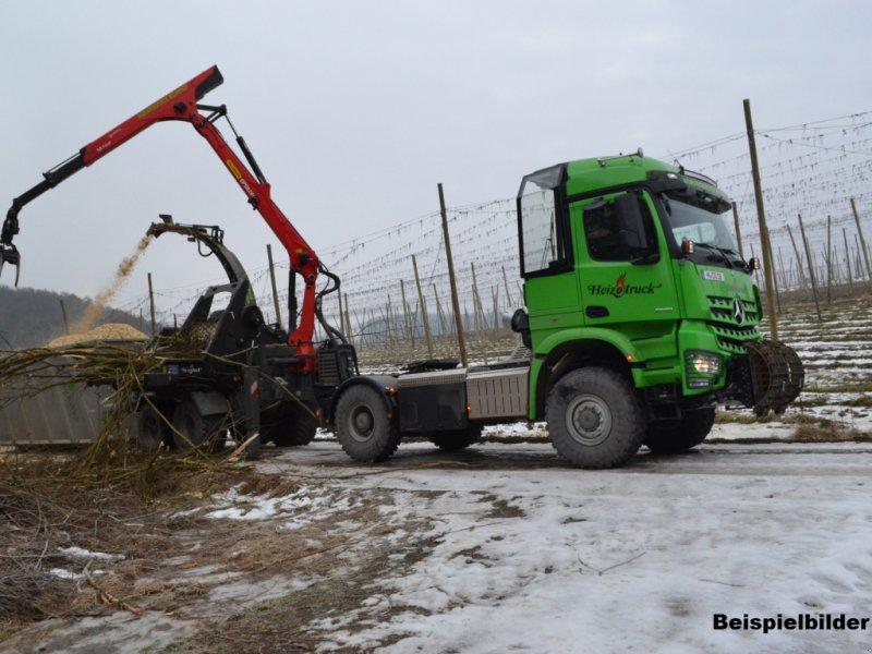 LKW des Typs Heizotruck/Heizomat/Heizohack/Agrar und Forst LKW V1, Gebrauchtmaschine in Stadtlohn (Bild 6)