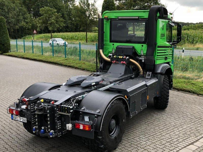 LKW des Typs Heizotruck / Heizomat / Heizohack / Agrar und Forst LKW V2, Gebrauchtmaschine in Stadtlohn (Bild 3)