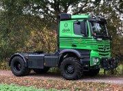 LKW des Typs Heizotruck / Heizomat / Heizohack / Agrar und Forst LKW V2, Gebrauchtmaschine in Stadtlohn