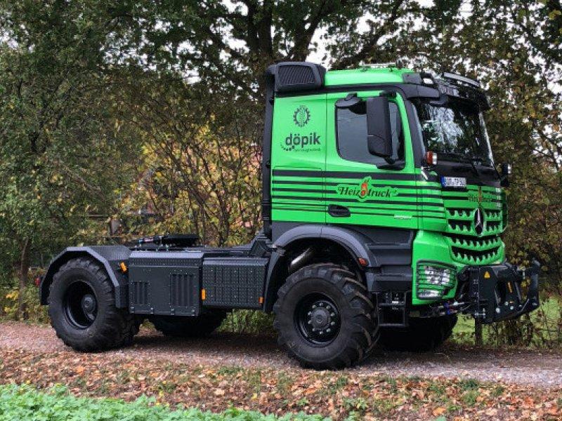 LKW des Typs Heizotruck / Heizomat / Heizohack / Agrar und Forst LKW V2, Gebrauchtmaschine in Stadtlohn (Bild 1)