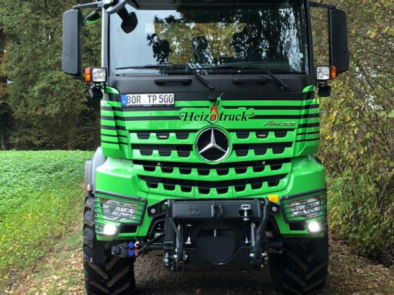 LKW des Typs Heizotruck / Heizomat / Heizohack / Agrar und Forst LKW V2, Gebrauchtmaschine in Stadtlohn (Bild 2)