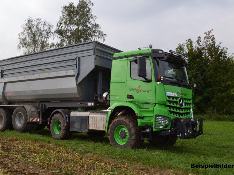 LKW des Typs Heizotruck / Heizomat / Heizohack / Agrar und Forst LKW V2, Gebrauchtmaschine in Stadtlohn (Bild 5)