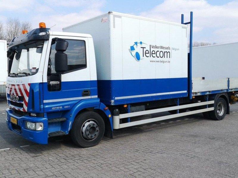 LKW типа Iveco Euro Cargo 120E Euro 5 EEV, Gebrauchtmaschine в Leende (Фотография 1)