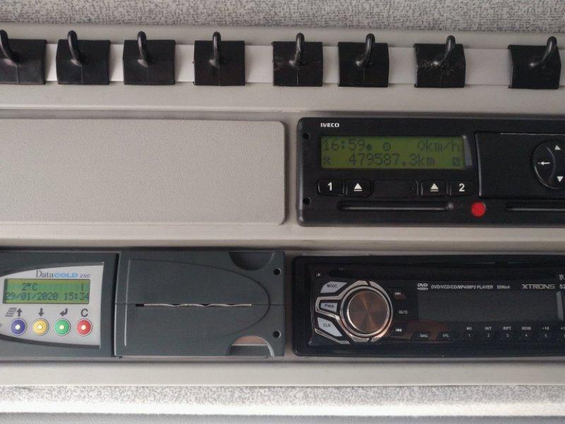 LKW des Typs Iveco Eurocargo ML 75E18 Tiefkühler mit Ladebordwand, Gebrauchtmaschine in Großschönbrunn (Bild 8)