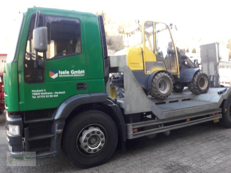LKW des Typs Iveco Eurotech, Gebrauchtmaschine in Weilheim-Heubach (Bild 5)