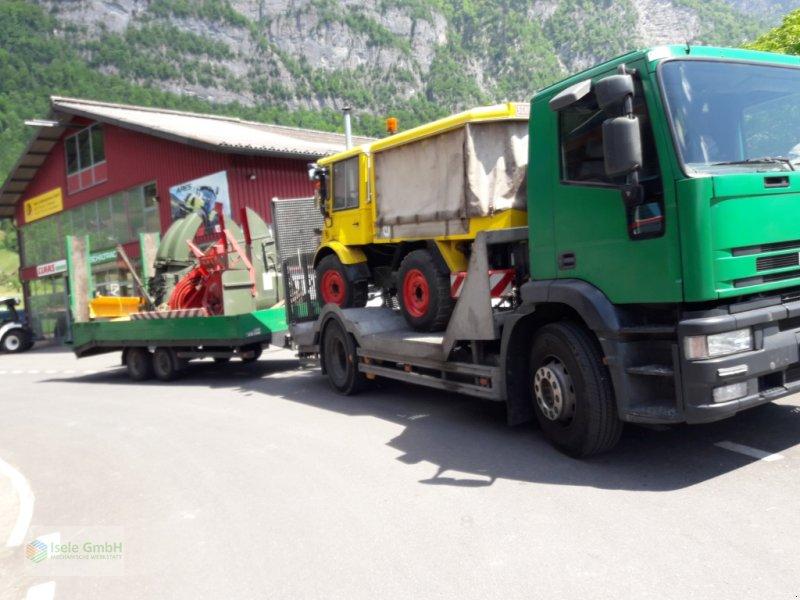 LKW des Typs Iveco Eurotech, Gebrauchtmaschine in Weilheim-Heubach (Bild 3)