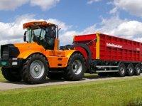 Iveco HOVERTRACK LUCTOR 544 + SCHUITEMAKER RAPIDE 8400 RS Camion de carga