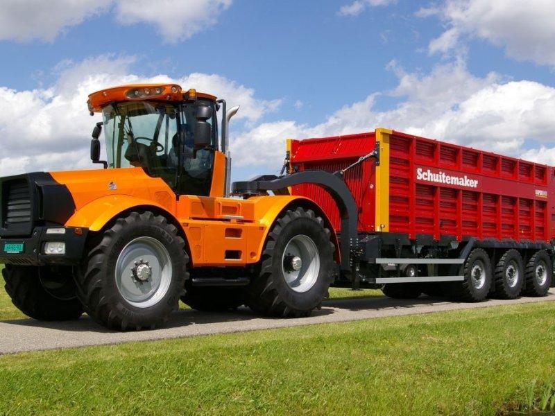 LKW типа Iveco HOVERTRACK LUCTOR 544 + SCHUITEMAKER RAPIDE 8400 RS, Gebrauchtmaschine в Groenekan (Фотография 1)