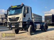Iveco LoF Trakker AD 400T41 Allrad mit Ackerbereifung u. Kipphydraulik, MIETEN? kamionok