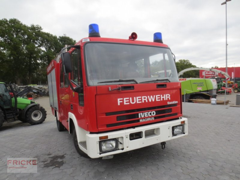 LKW des Typs Iveco MAGIRUS 75E14 LF8/6, Gebrauchtmaschine in Bockel - Gyhum (Bild 1)