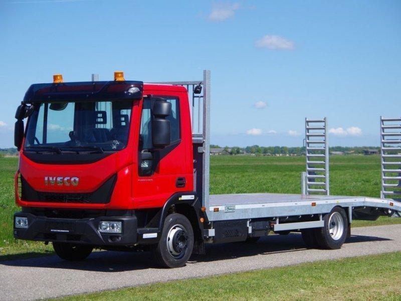 LKW tipa Iveco Oprij Cargo 12-60 Oprij Cargo 12-60, Gebrauchtmaschine u Groenekan (Slika 1)