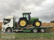 LKW des Typs Iveco Stralis 450 E5 Maschinentransporter Plattform Radmulden, Gebrauchtmaschine in Marl