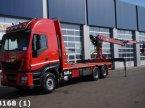 LKW a típus Iveco Stralis AS260Y50 Euro 5 EEV 12 ton/meter Z-laadkraan ekkor: ANDELST