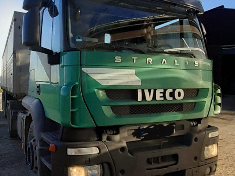 LKW des Typs Iveco Stralis, Gebrauchtmaschine in Demmingen (Bild 1)