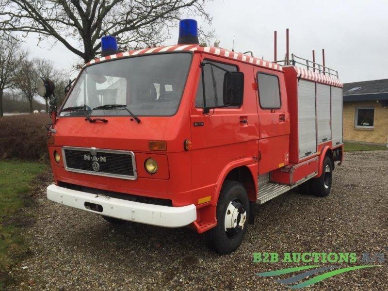 LKW типа MAN 10.150 brandslukningskøretøj, Gebrauchtmaschine в Jyderup (Фотография 1)