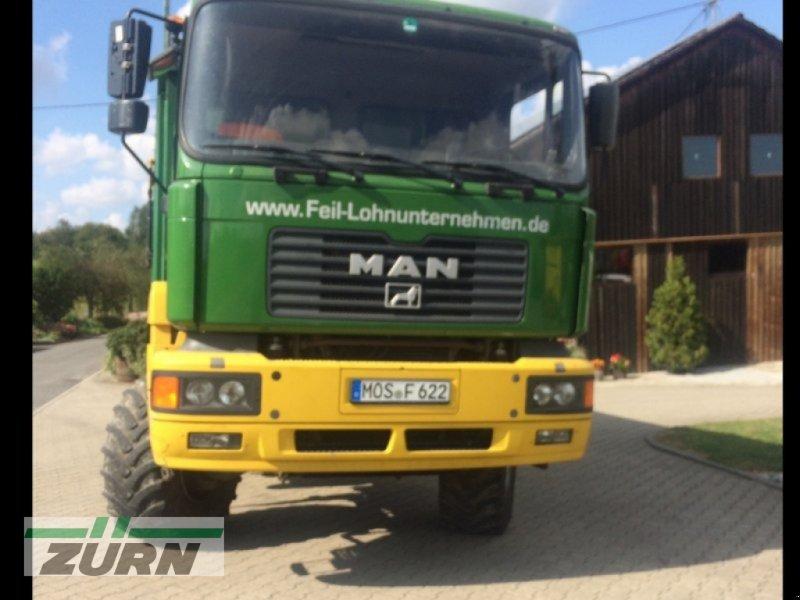 LKW des Typs MAN 19.414 Agrotruck 4x4, Gebrauchtmaschine in Buchen (Bild 2)