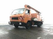 MAN 6.100 mit Wumag Hubarbeitsbühne Φορτηγό