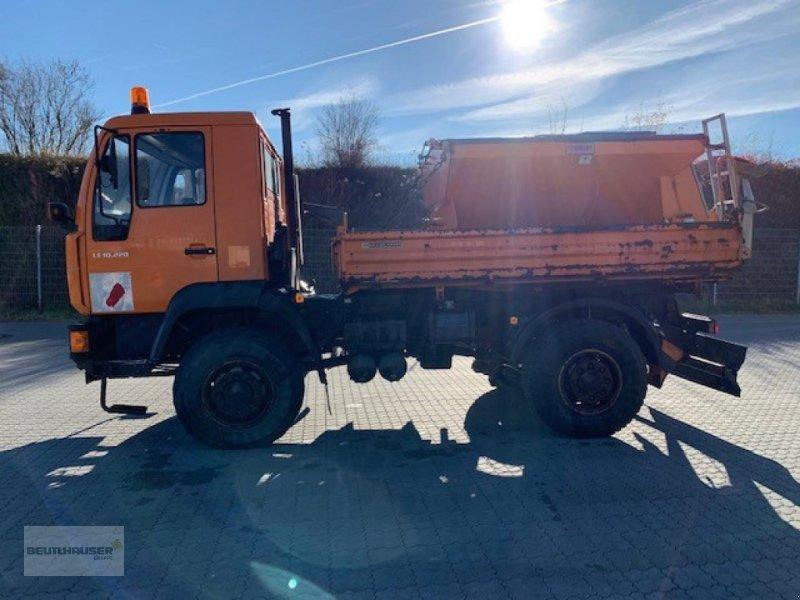 Bild MAN LKW Lastwagen MAN 10.220