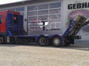 MAN TGA 26.530 Schalter/ Maschinentransporter mit Radmulden / 6x2 LKW