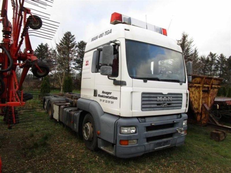 LKW tip MAN TGA, Gebrauchtmaschine in Videbæk (Poză 1)