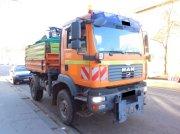 MAN TGM 13.240 mit Kran Φορτηγό