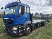 MAN TGS  26.320  -  EURO 5 9,6 meter knæklad Φορτηγό
