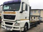 LKW des Typs MAN TGX 18.480 + Anhänger/Tieflader in Pragsdorf