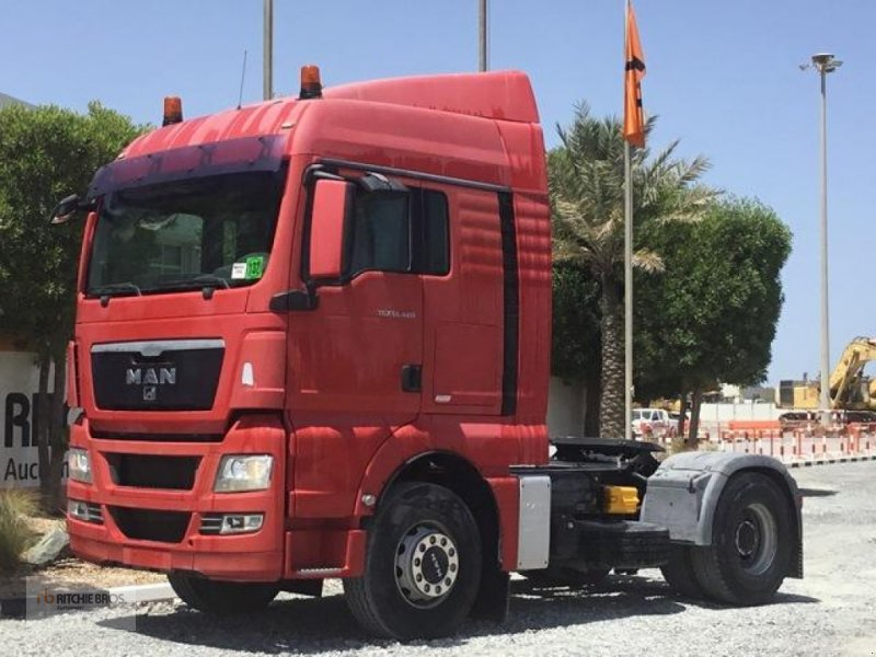 LKW a típus MAN TGX18.480, Gebrauchtmaschine ekkor: Jebel Ali Free Zone (Kép 1)