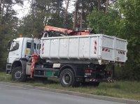 Mercedes-Benz Axor Camion de carga