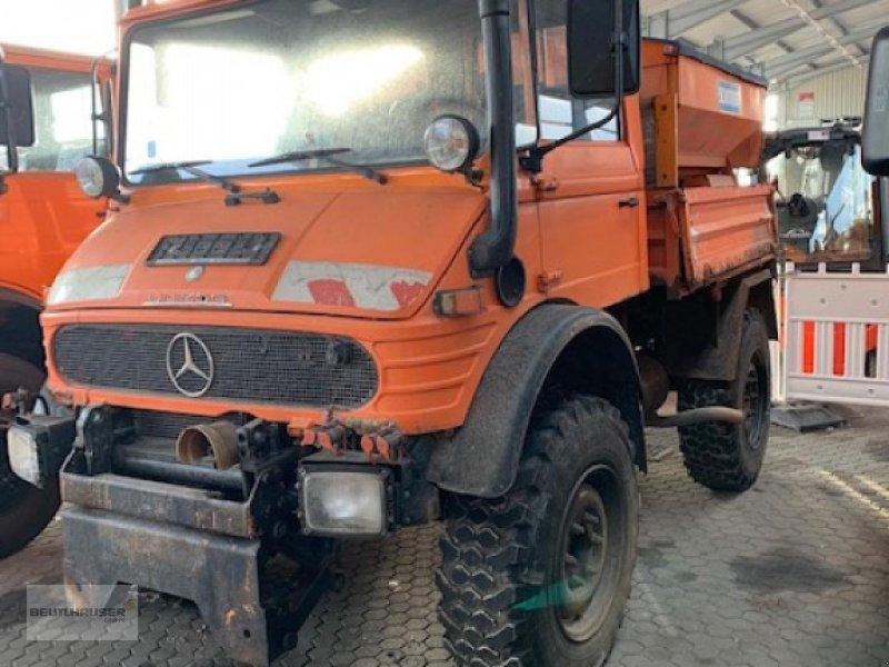 LKW des Typs Mercedes-Benz Mercedes Benz Unimog U 900 / 417, Gebrauchtmaschine in Hagelstadt (Bild 1)