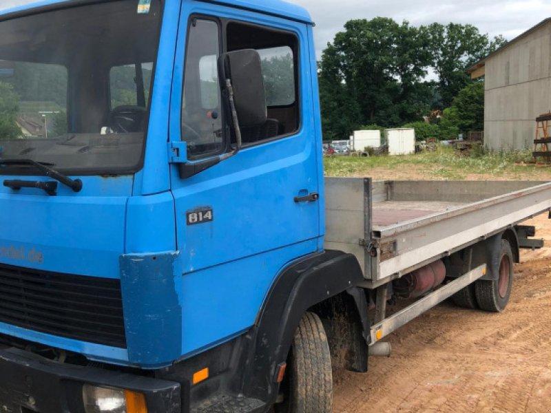 LKW des Typs Mercedes-Benz nicht bekannt, Gebrauchtmaschine in Kleinheubach (Bild 1)