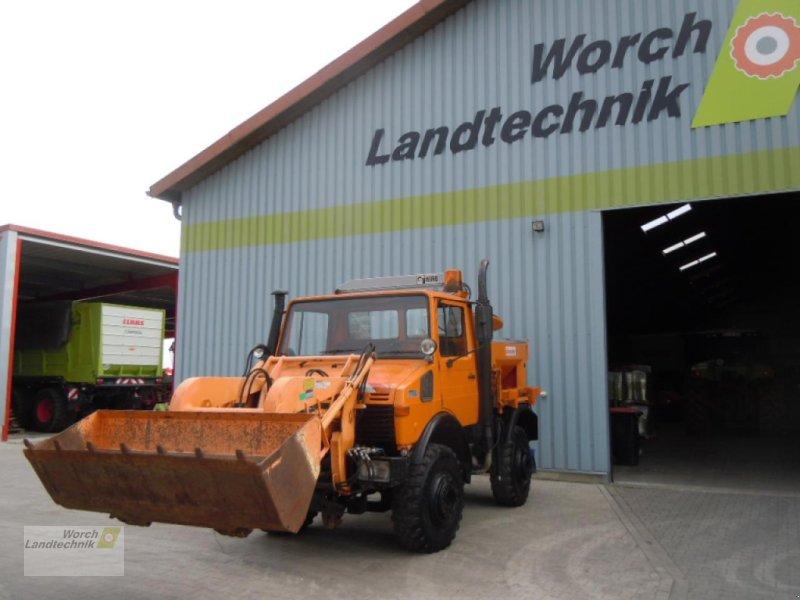 LKW типа Mercedes-Benz Unimog U 1200, Gebrauchtmaschine в Schora (Фотография 1)