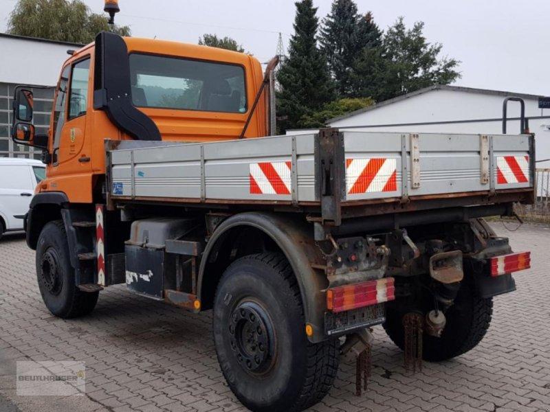LKW des Typs Mercedes-Benz Unimog U 400 Wechsellenkung, Kriechgang EHS,, Gebrauchtmaschine in Kulmbach (Bild 3)