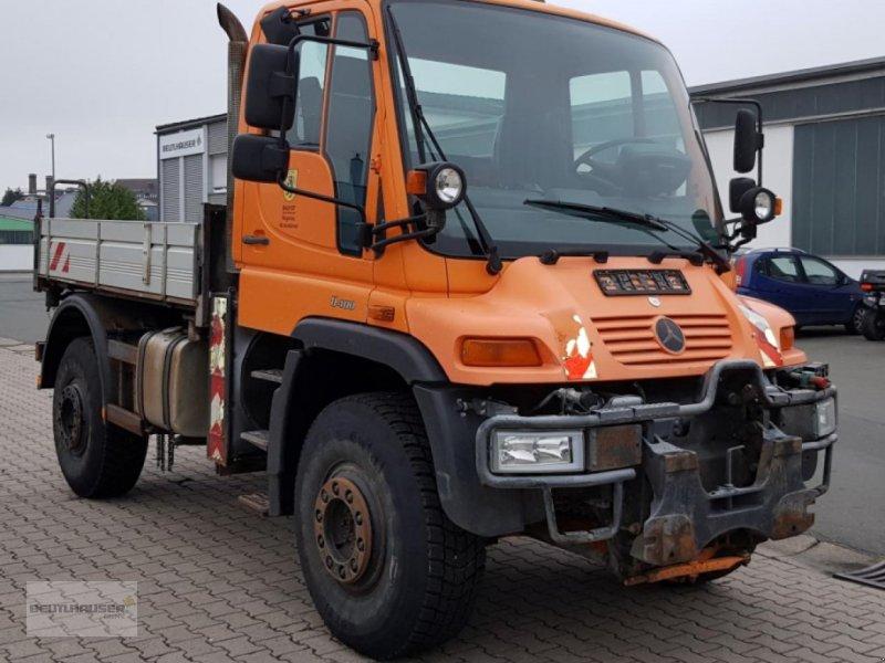 LKW des Typs Mercedes-Benz Unimog U 400 Wechsellenkung, Kriechgang EHS,, Gebrauchtmaschine in Kulmbach (Bild 7)