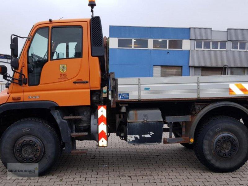 LKW des Typs Mercedes-Benz Unimog U 400 Wechsellenkung, Kriechgang EHS,, Gebrauchtmaschine in Kulmbach (Bild 2)