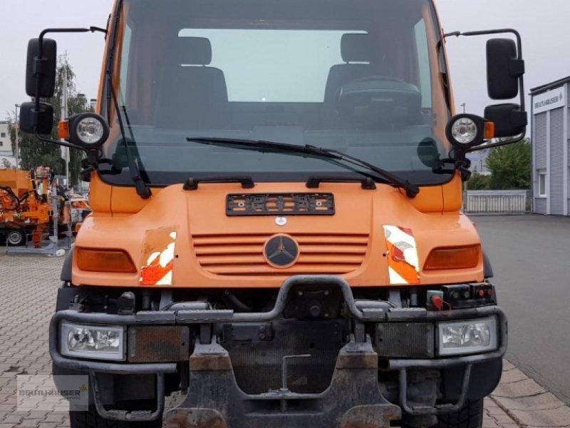 LKW des Typs Mercedes-Benz Unimog U 400 Wechsellenkung, Kriechgang EHS,, Gebrauchtmaschine in Kulmbach (Bild 6)